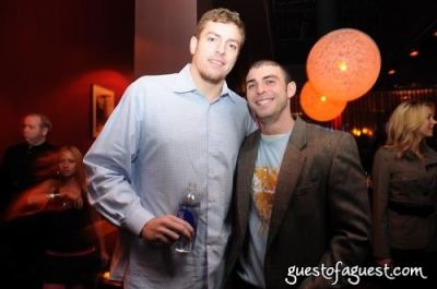 david lee in Lucky Strike Party
