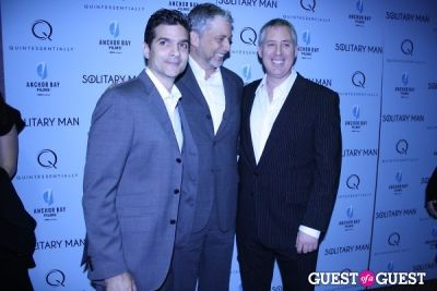 paul schiff in Solitary Man NY Premiere