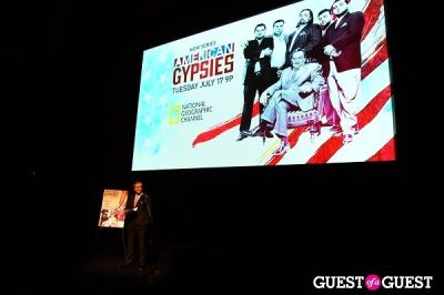 david lyle in National Geographic- American Gypsies World Premiere Screening