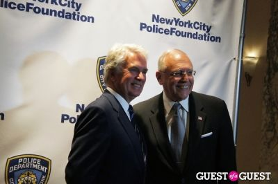 robert catell in NYC Police Foundation 2014 Gala