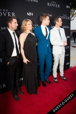 david michod;-susan-prior;-robert-pattinson in Premiere A24's of