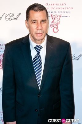 david paterson in Gabrielle's Angel Foundation Hosts Angel Ball 2012