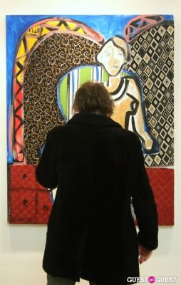 david rawlings in Domingo Zapata Presents 'A Nod to Matisse' at LAB ART Gallery