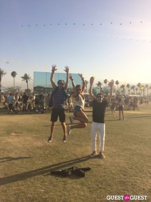 martin rothman in Coachella 2014 -  Weekend 1