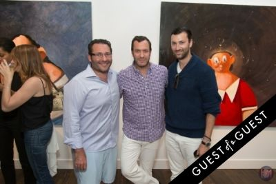 eric richman in Gallery Valentine, Mas Creative And Beach Magazine Present The Art Southampton Preview