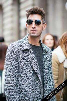 david thielebeule in London Fashion Week Pt 2