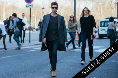 david thielebeule in Paris Fashion Week Pt 5