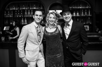 will cox in Great Gatsby Gala @ The Huxley