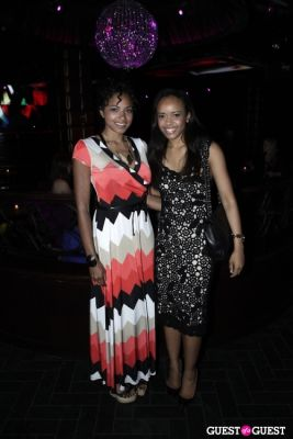dawn jackson;-morgan-richardson in Young Professionals Summer Soiree