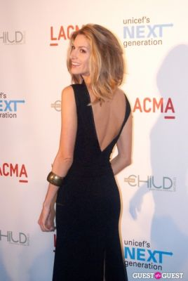 dawn olivieri in UNICEF Next Generation LA Launch Event