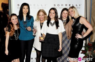 lily oswald in Sorrelli Montclair Store Opening