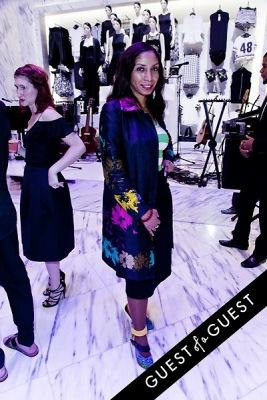 dawne marie-grannum in Jeff Koons for H&M Launch Party