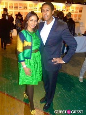 randolph frazier in 24th Annual Bailey House Auction And Party