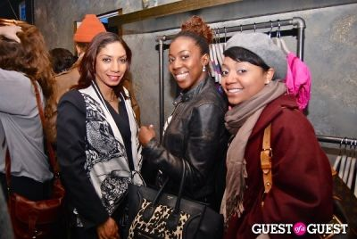 qua underwood in Ashley Turen's Holiday Fashion Fete
