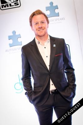 dax mccarty in Score for a Cure