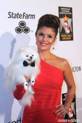 dazza delrio in The 3rd Annual American Humane Association Hero Dog Awards™ Hosted by Joey Lawrence