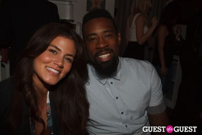 deandre jordan in Bagatelle Oscar Brunch