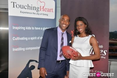 deangelo hall in Sip With Socialites May Fundraiser