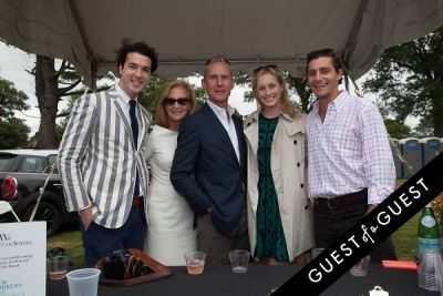 ginna levine in 30th Annual Harriman Cup Polo Match