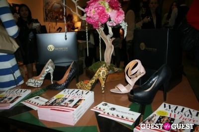 deanna jane-martinez in Who What Wear Book Signing Party