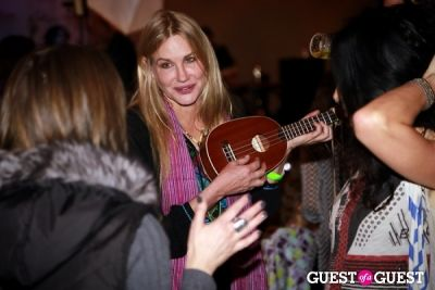 daryl hannah in Sound City at the Eco Hideaway