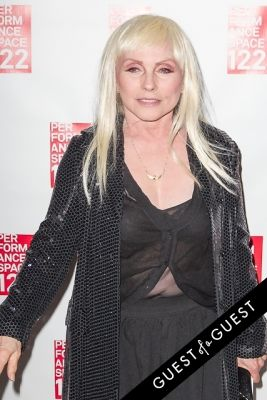 debbie harry in Performance Space 122's Spring Gala
