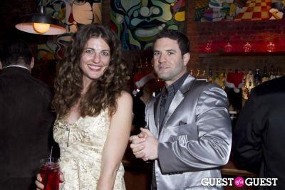 debora warner in Anna Rothschild's Holiday Party @ Velour