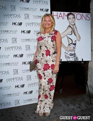debra halpert in Hamptons Magazine Celebrates Heidi Klum's July 4th Issue Presented by New Balance