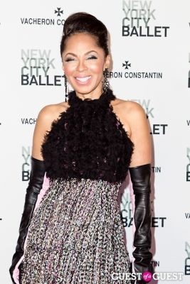 city ballet-board-member in NYC Ballet Spring Gala 2013