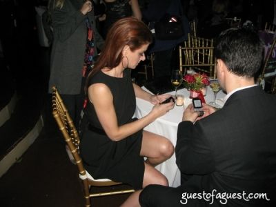 debra messing in Love:WET
