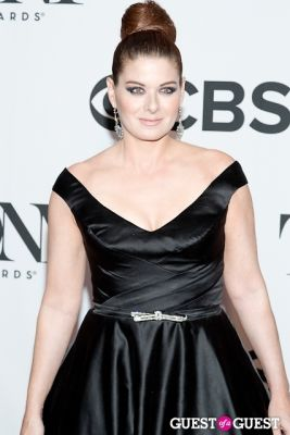 debra messing in Tony Awards 2013