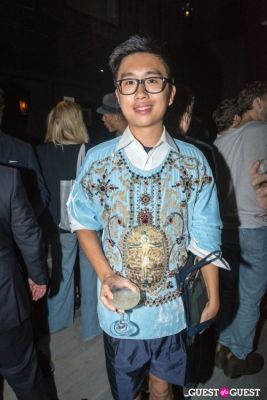 declan chan in Oliver Theyskens Theory After Party