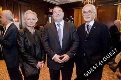 dedmir sabanci in SEV and FABSIT Leaders Night