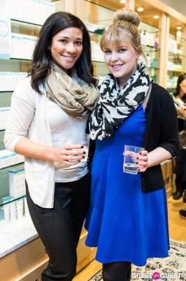 amanda jean-wessell in Bluemercury Fairfax Grand Opening
