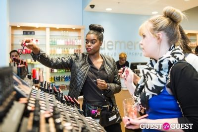 deidre parris in Bluemercury Fairfax Grand Opening