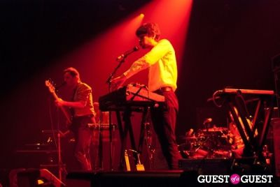 delphic in The Temper Trap @ Club Nokia
