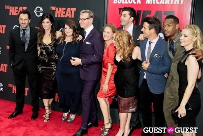 melissa mccarthy in The Heat Premiere