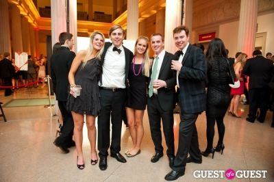 ryan bishop in S.O.M.E. Gala @ Corcoran Gallery of Art