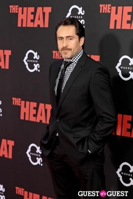 demian bichir in The Heat Premiere