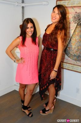julia bales in Jenna Lash Portrayed Opening Reception