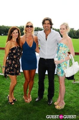 denise faingar in The 27th Annual Harriman Cup Polo Match
