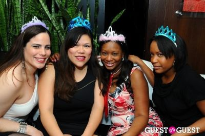 denise gomez in The WGirlsNYC 3rd Annual Ties & Tiaras Event