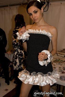denise incekara in Brooklyn Fashion Saturday Show