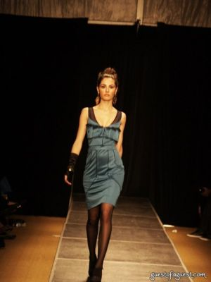 denise incekara in Brooklyn Fashion Friday Show