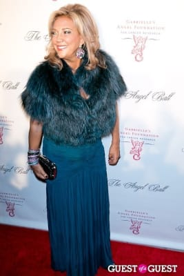 denise rich in Gabrielle's Angel Foundation Hosts Angel Ball 2012