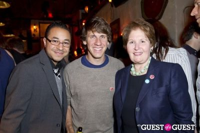 dennis crowley in Zagat and foursquare Fall Fete @ Macao Trading Co.