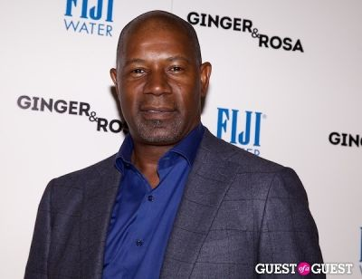 dennis haysbert in FIJI and The Peggy Siegal Company Presents Ginger & Rosa Screening