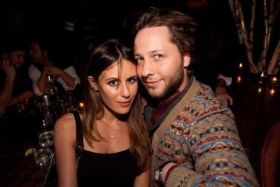 derek blasberg in New Museum Spring Gala After Party