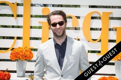 derek blasberg in Veuve Clicquot Polo Classic 2014