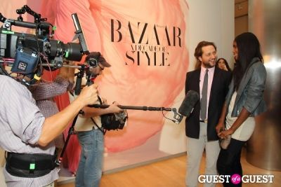 sessilee lopez in Harper's Bazaar Greatest Hits Launch Party